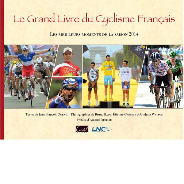 le grand livre du cyclisme français 2014